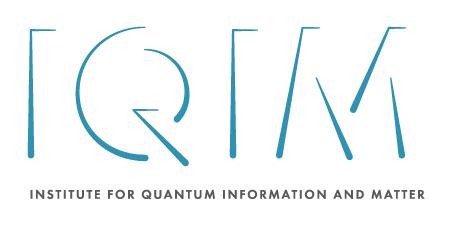 IQIM logo designed by Margaret Sanchez in 2012.