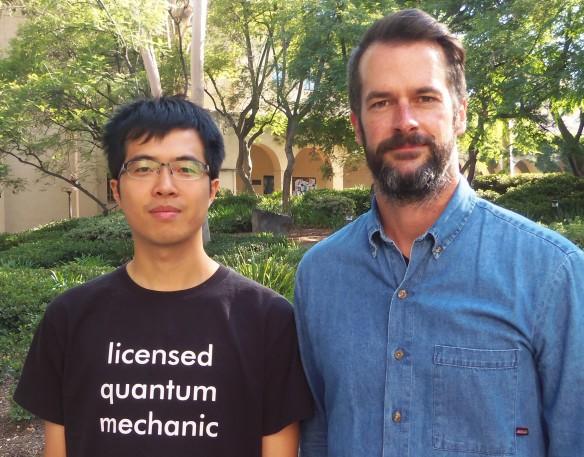 Chen-Chih Hsu & Benjamin Fackrell