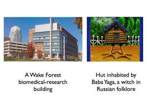 http://news.wfu.edu/2011/05/31/research-park-updates-to-be-presented/, http://www.orderwhitemoon.org/goddess/babayaga/BabaYaga.html