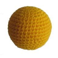 Positive curvature crochet (K >0)