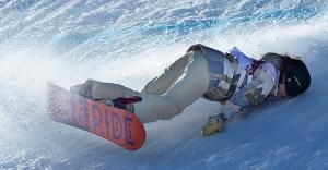 Olympic crashes