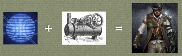 Q. steampunk