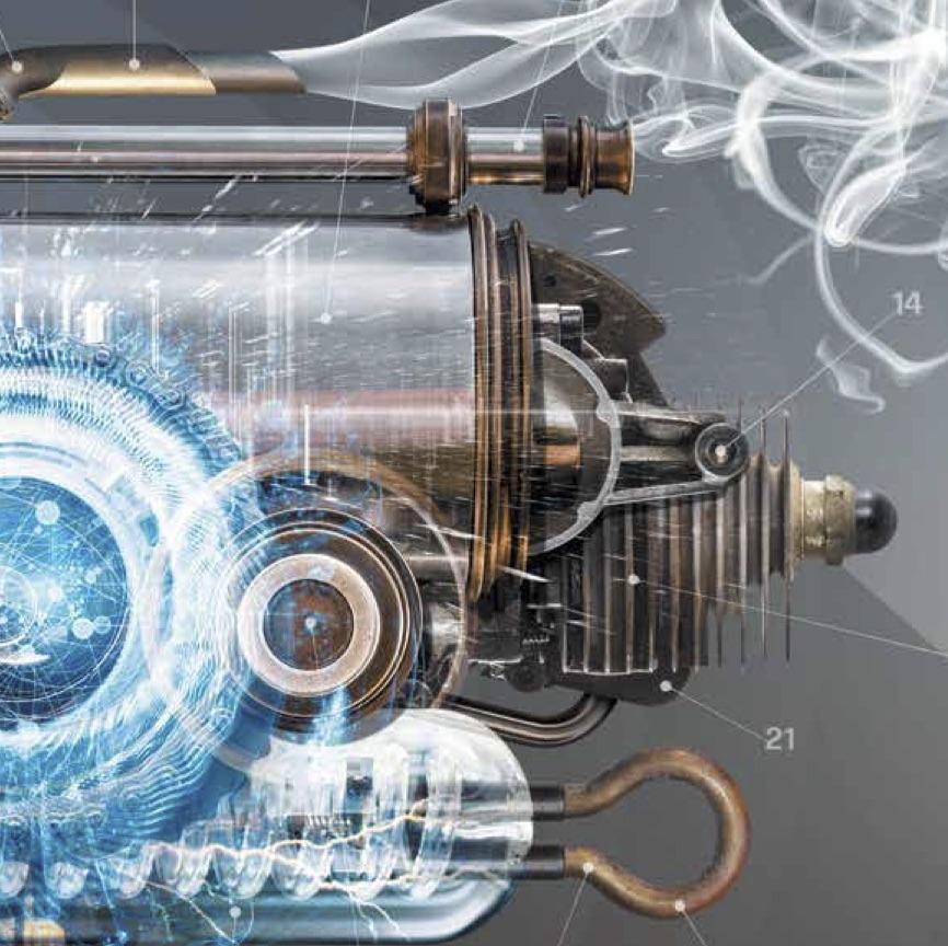 Quantum steampunk invades Scientific American
